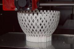 Плафон - процесс печати