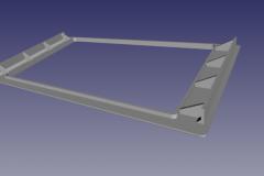 Рамка-заглушка - модель
