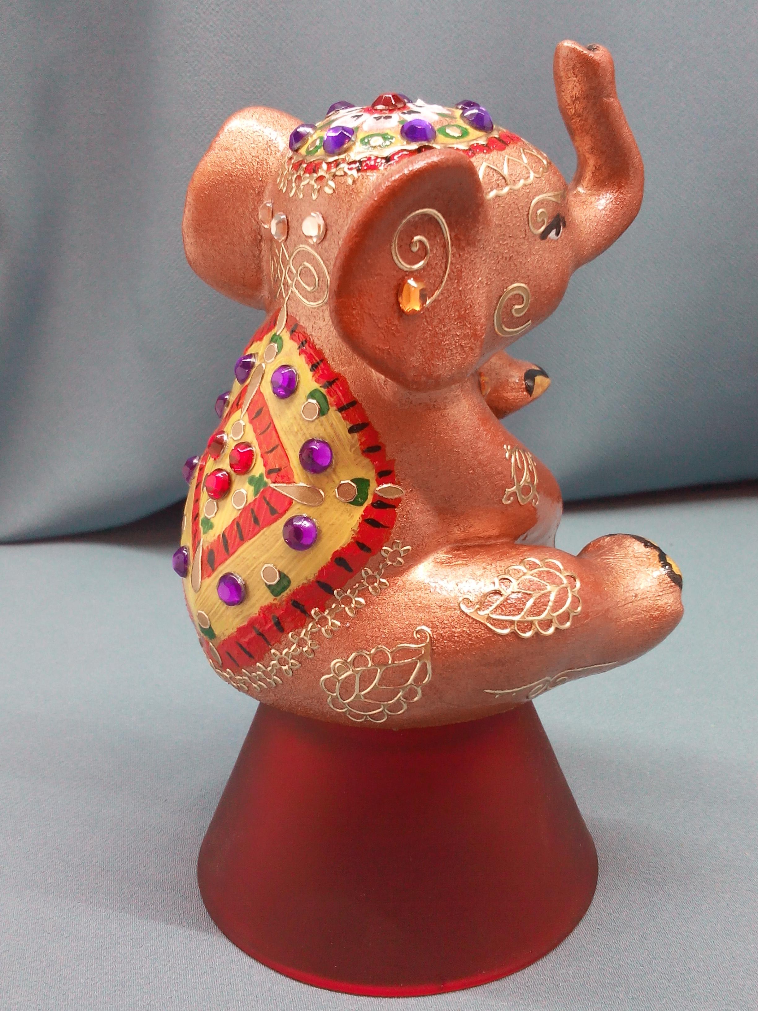 Слон. Индийский слон