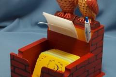 подставка для бумаги и ручек